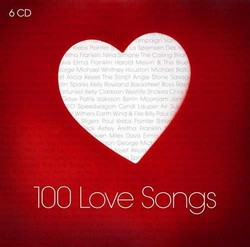 100 Love Songs forside