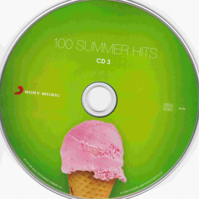 100 Summer Hits-cd 3