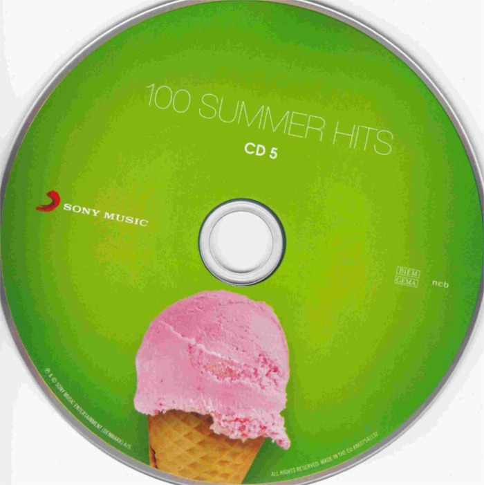 100 Summer Hits-cd 5