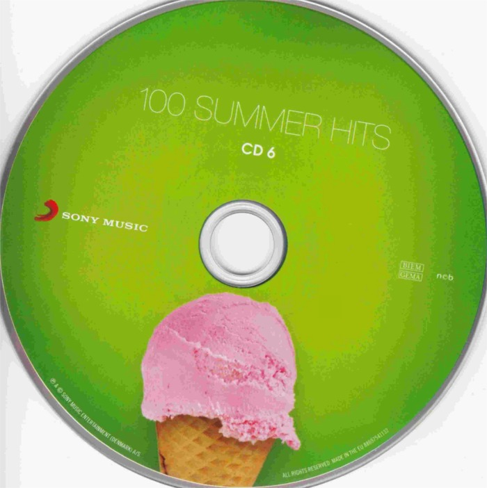 100 Summer Hits-cd 6