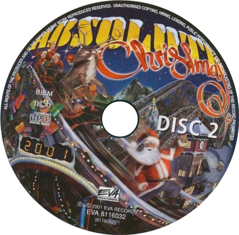 Absolute Christmas 2001 cd2