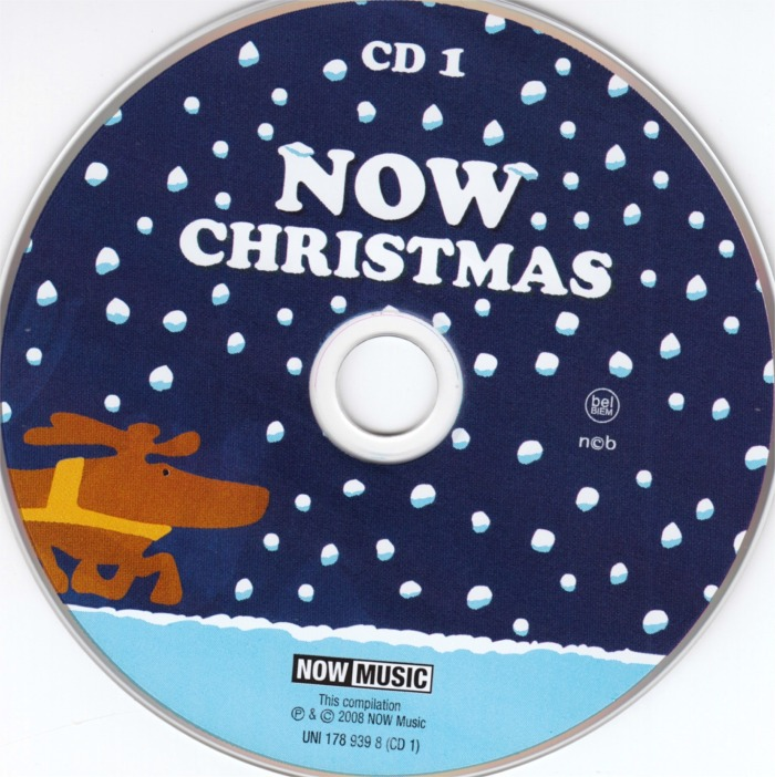 Now Christmas 2008 cd 1
