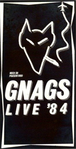 Gnags Live 1984